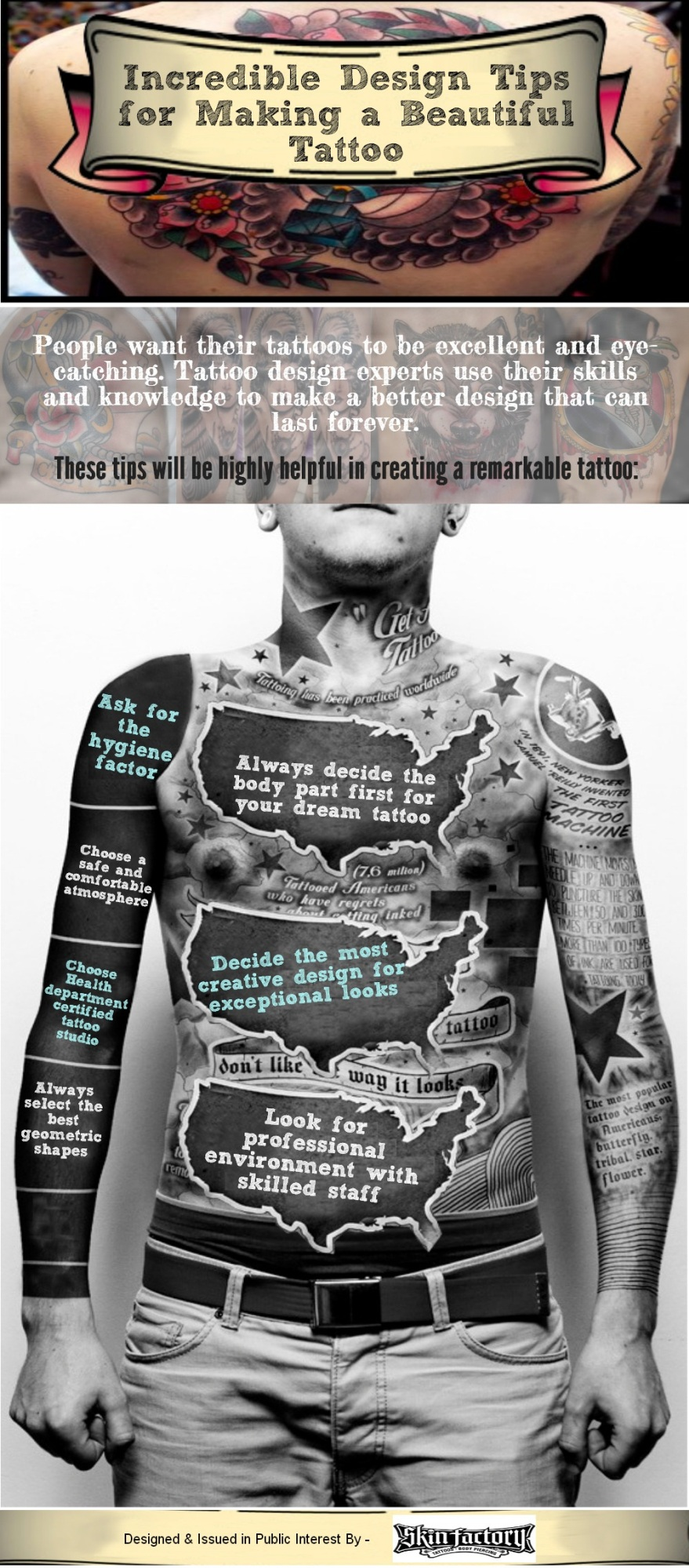 Tattoo guidelines