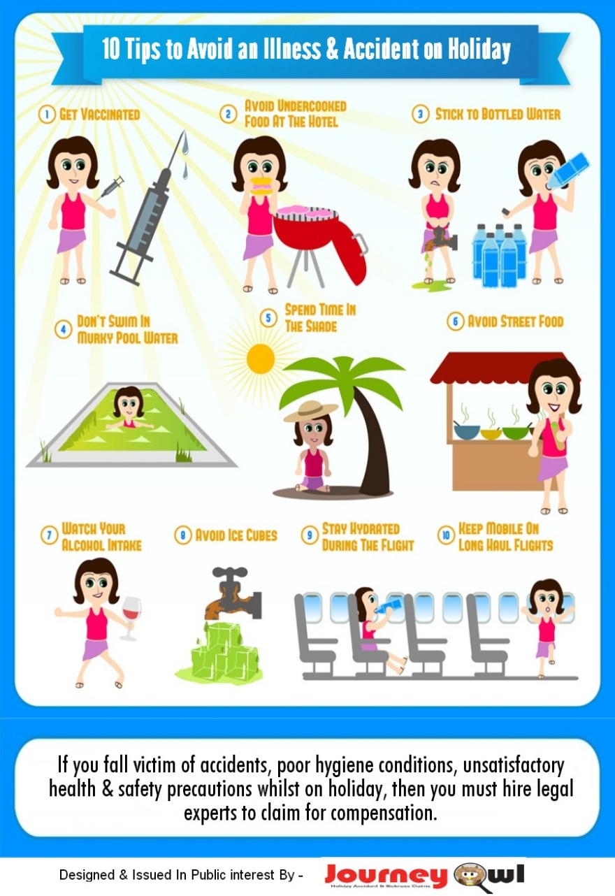 10_Tips_to_Avoid_an_Illness_Accident_on_Holiday